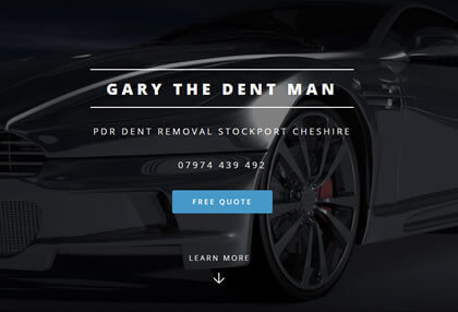 gary the dent man website